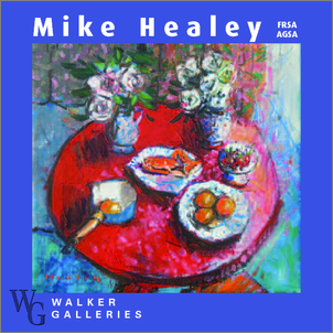 Mike Healey Paintings The Lincoln Repository